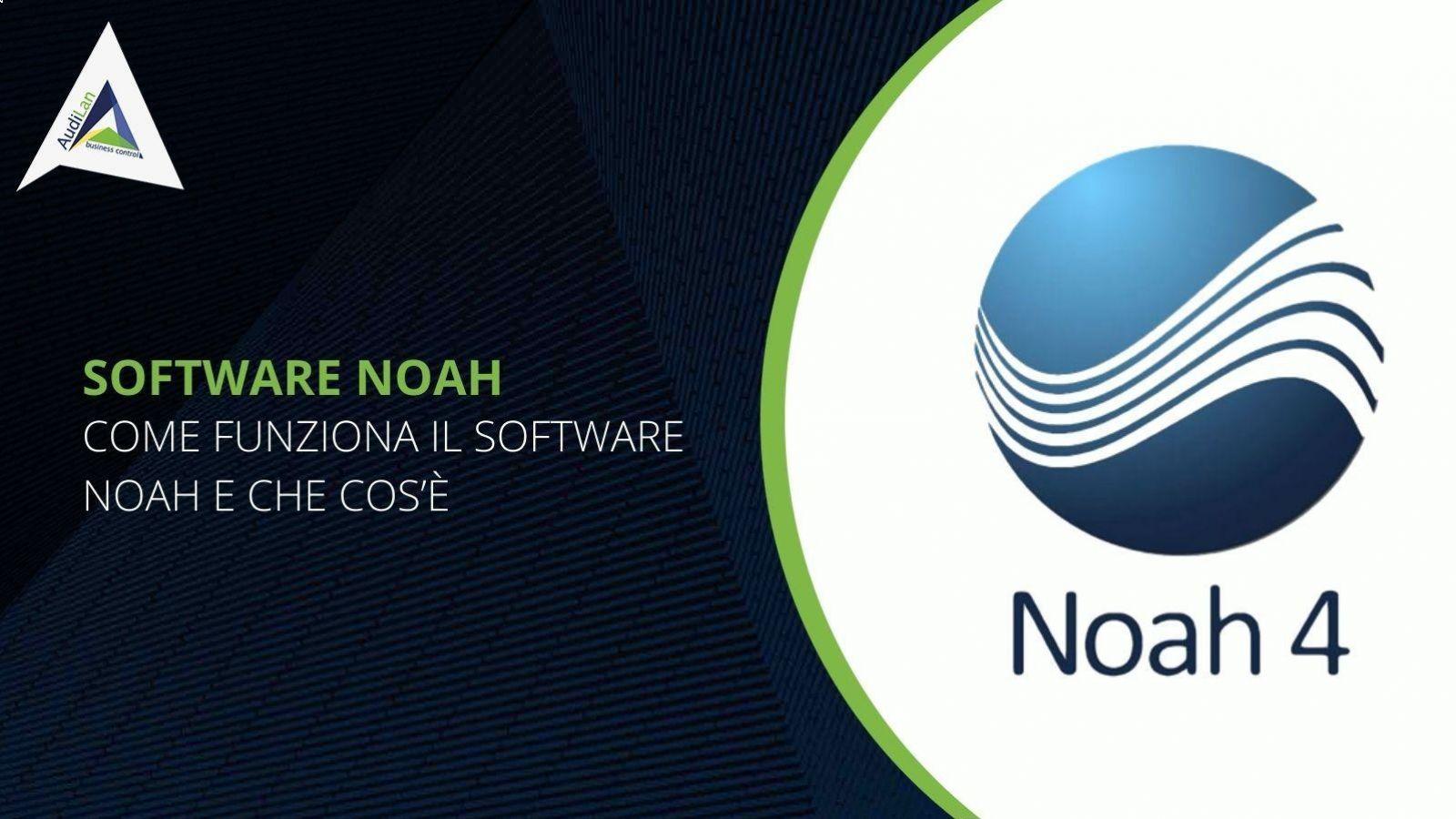 Software Noah audiologia
